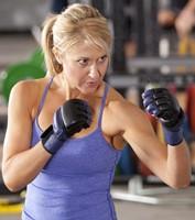 Harbinger Womens WristWrap Bag Gloves-3