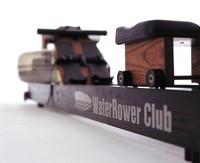 waterrower club roeitrainer detail