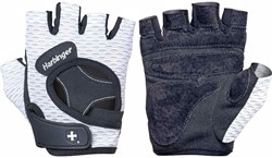 Harbinger Women's Flexfit Open Finger Fitnesshandschoenen White