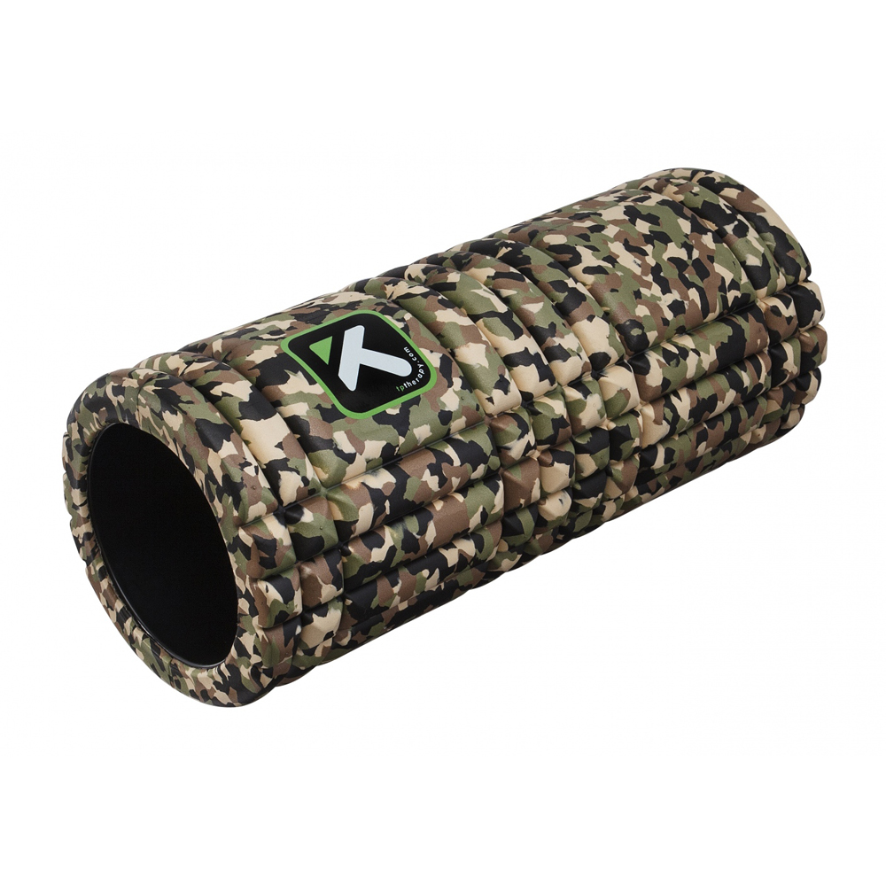 Trigger The Grid Foam Roller Camo