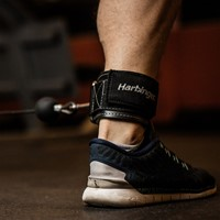 Harbinger 3 Inch Nylon-Polyester Ankle Cuff / Enkel strap - Lifestyle