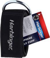 Harbinger Neoprene Padded Ankle Cuff /  Enkel Strap-2