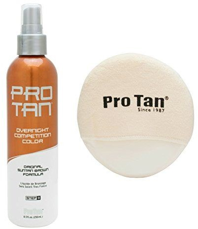 ProTan Overnight Competition Color