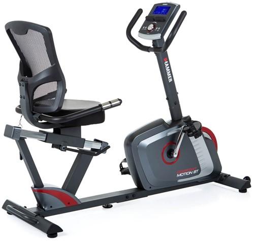 Hammer Comfort Motion BT Ligfiets - Gratis trainingsschema