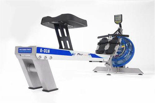 First Degree Fitness Fluid Rower E316 Roeitrainer - Gratis montage