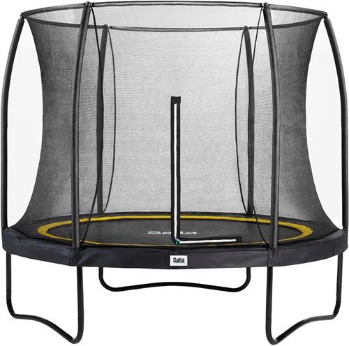 Salta Comfort Edition Trampoline met Veiligheidsnet - 213 cm - Zwart