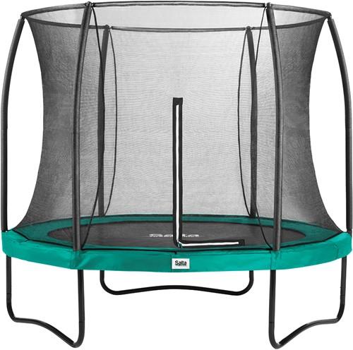 Salta Comfort Edition Trampoline met Veiligheidsnet - 183 cm - Groen