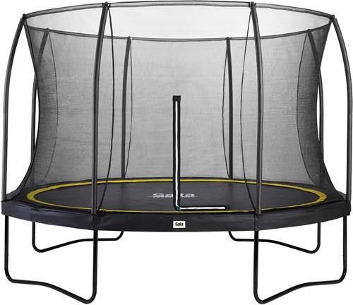 Salta Comfort Edition Trampoline met Veiligheidsnet - 396 cm - Zwart