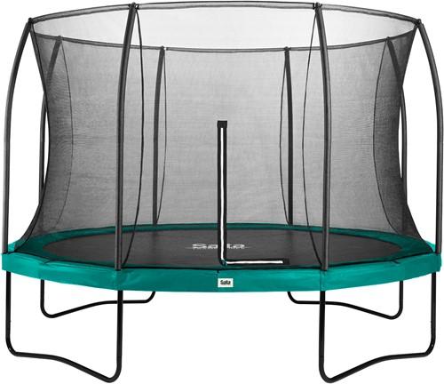 Salta Comfort Edition Trampoline met Veiligheidsnet - 427 cm - Groen