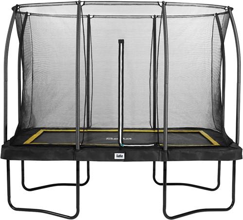Salta Comfort Edition Trampoline met Veiligheidsnet - 366 x 244 cm - Zwart