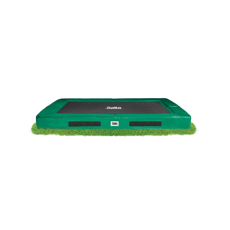Salta 547-15 Inground Rechthoekige Trampoline 153x214cm