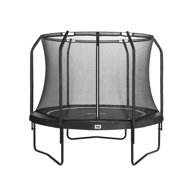 Salta 554 Premium Black Edition Combo Trampoline + Veiligheidsnet 305cm