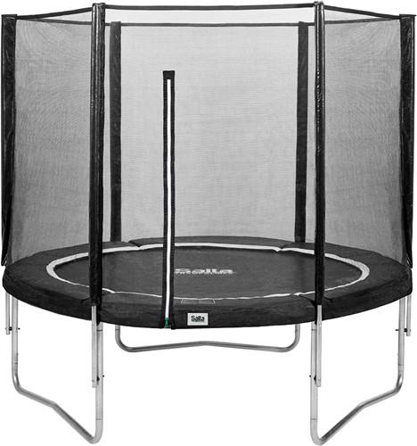 Salta Combo Trampoline met Veiligheidsnet - 213 cm - Zwart