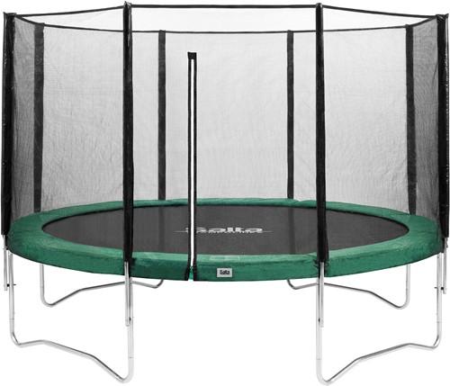 Salta Combo Trampoline met Veiligheidsnet - 427 cm - Groen