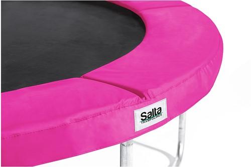 Salta Trampoline Beschermrand - 251 cm - Roze