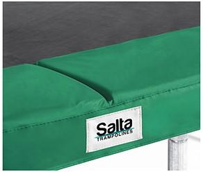 Salta Trampoline Beschermrand - 214 x 305 cm - Groen