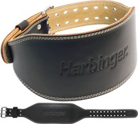 Harbinger 6 Inch Padded Leather Belt - XXL - Verpakking beschadigd-1
