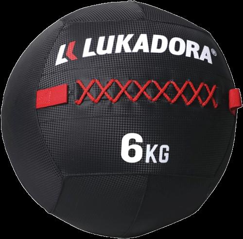 Lukadora Weight Wall Ball - 6 kg