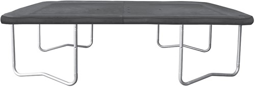 Salta Trampoline Beschermhoes - 244 x 396 cm - Zwart