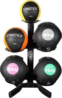 Gymstick rek voor medicijnballen en kettlebells - Zonder originele verpakking-3