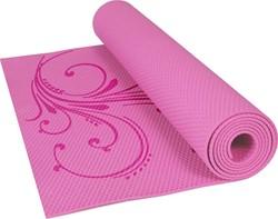 Gymstick roze fitness mat