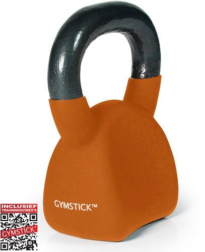 Gymstick Ergo Kettlebell 8kg - Met Online Trainingsvideo's