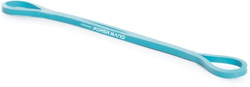 Gymstick Mini Power Band - Blauw - Extra Licht