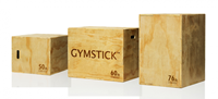 Gymstick Houten Plyo Box 3-in-1-1