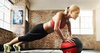 Gymstick Wallball Met Trainingsvideos - 3 kg-2