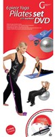 Gymstick 6-delige pilates set met DVD-1