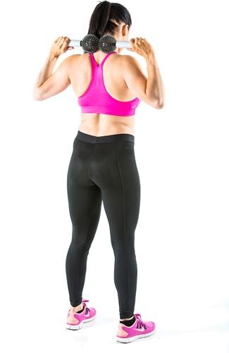 Gymstick Massage Roller - Met Online Trainingsvideo