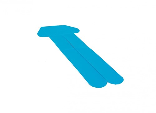 Gymstick Pre-Cut Kinesiotape - Enkel/Kuit 2 Stuks