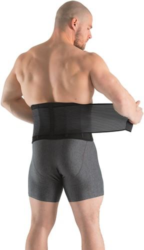Gymstick Verstelbare Rugband 2.0
