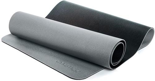 Gymstick Pro Yoga Mat - Met Online Trainingsvideos - Grey/Black