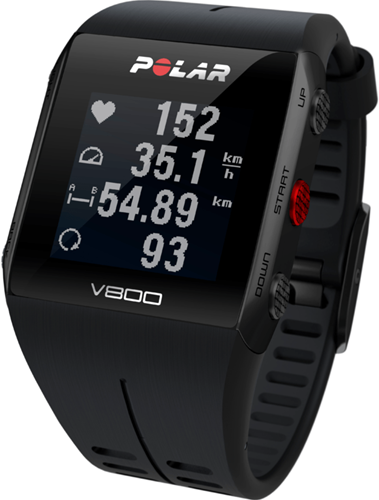 Polar V800 Black HR-2