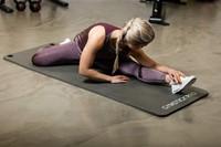 Gymstick fitnessmat NBR Grijs - Met Online Trainingsvideo's-3