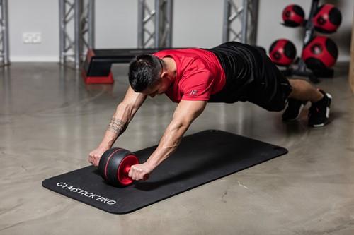 Gymstick Jumbo Ab Roller - Met Online Trainingsvideos-3