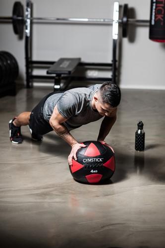 Gymstick Wallball Met Trainingsvideos - 3 kg-3