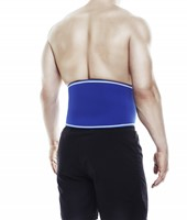 Rehband blue line back support