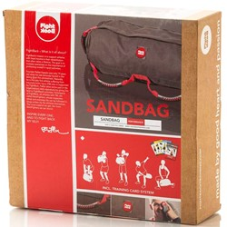 Fight Back Sandbag met Work-Out Cards