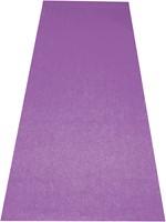 Reha Fit Fitnessmat - Yogamat - Paars 180x61 cm-3