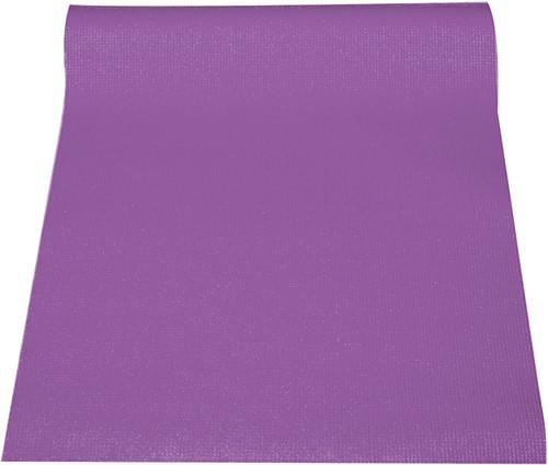 Reha Fit Yoga Mat Paars 180x61 cm-2