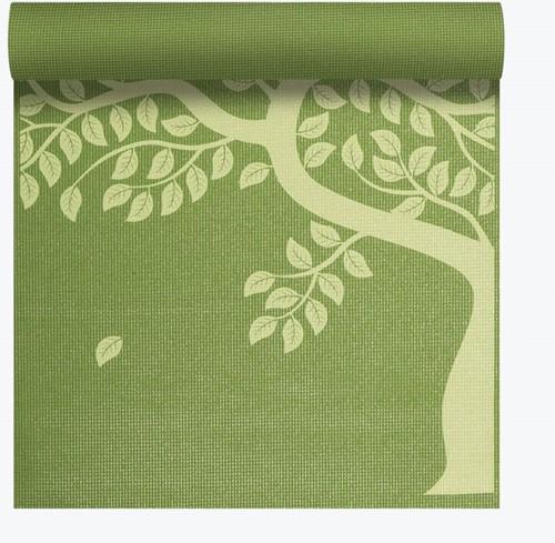Gaiam Yoga Mat - 4 mm - Tree of Life