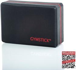 Gymstick Yoga Blok - Met Trainingsvideo's
