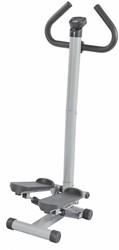 Care Fitness Electronische Mini Stepper Met Handlebar