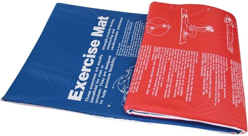 Tunturi PVC Aerobic/Fitnessmat