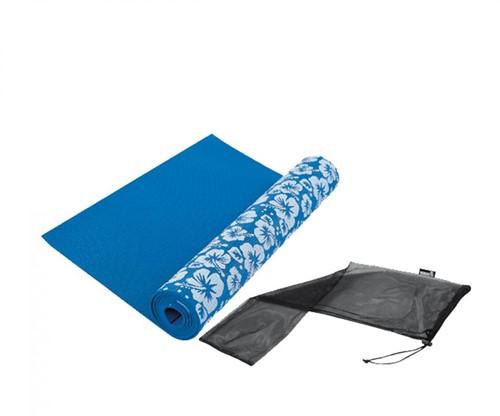 Tunturi Yoga & Fitnessmat met Print