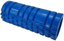 Tunturi Yoga Foam Grid Roller - Blauw