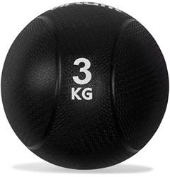 VirtuFit Medicijnbal 3 kg Zwart