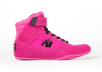 Gorilla Wear High Tops Pink - Fitness schoenen-2